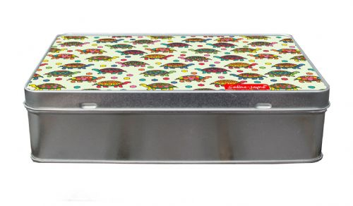 Selina-Jayne Tortoise Limited Edition Designer Treat Tin